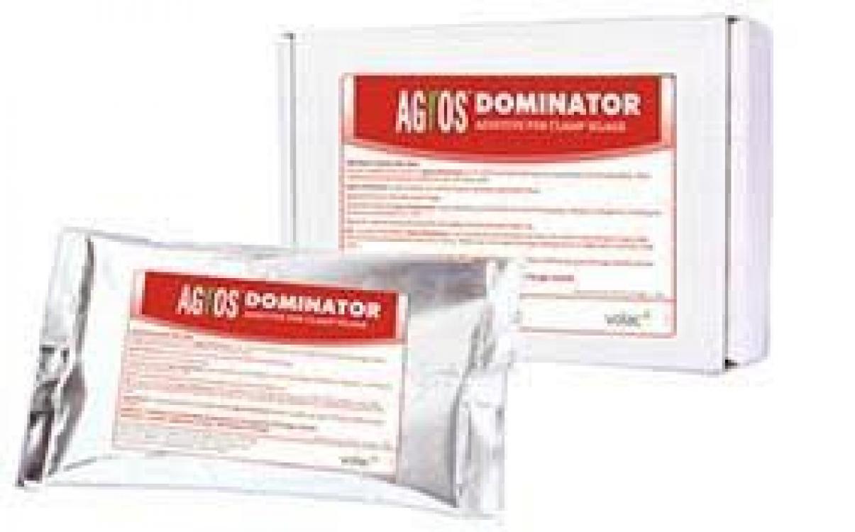 Žolės siloso inokuliantas Agros Dominator