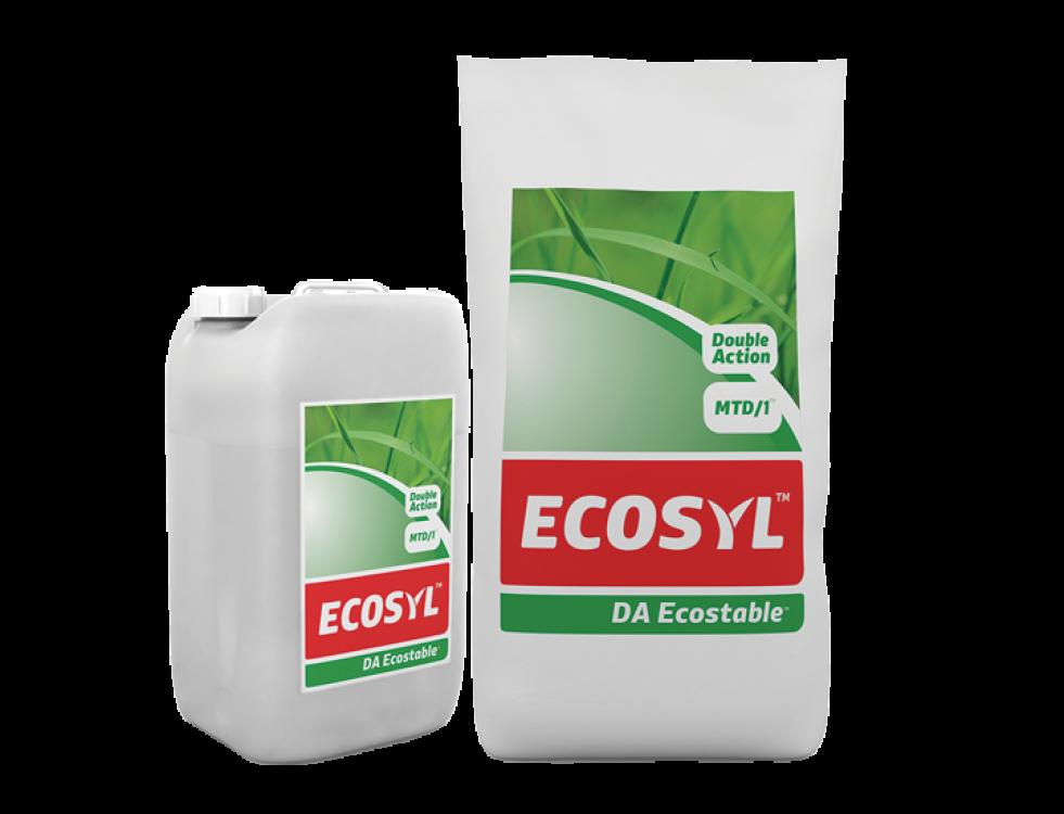 Žolės siloso inokuliantas Ecosyl DA Ecostable