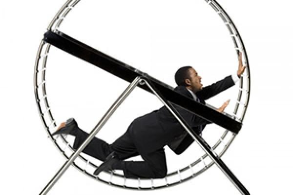 Kaip ištrūkti iš užburto rato?